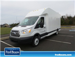 2018 Transit 350 HD DRW Cutaway Van #FU8032 - photo 1