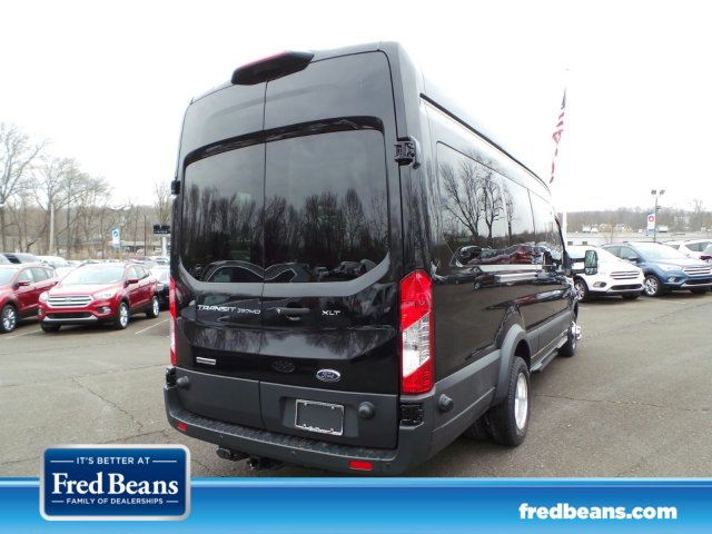 2018 Transit 350 HD High Roof DRW 4x2,  Passenger Wagon #FU8071 - photo 2