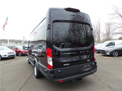 2018 Transit 350 HD High Roof DRW 4x2,  Passenger Wagon #FU8071 - photo 4
