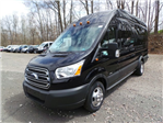 2018 Transit 350 HD High Roof DRW 4x2,  Passenger Wagon #FU8080 - photo 4