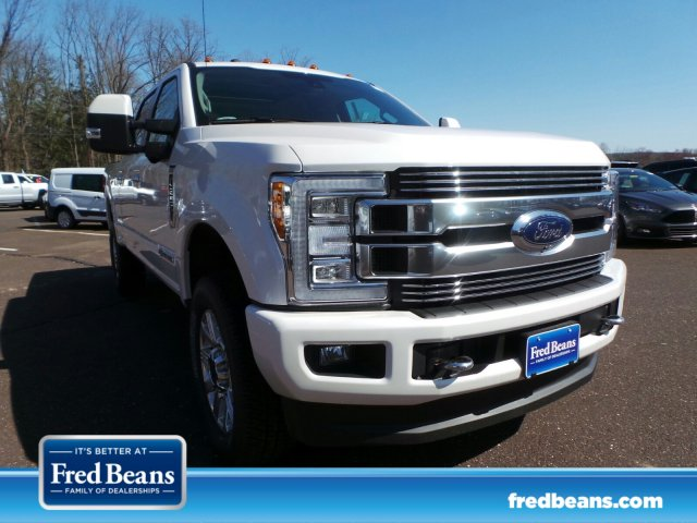 2018 F-250 Crew Cab 4x4,  Pickup #FU8128 - photo 1