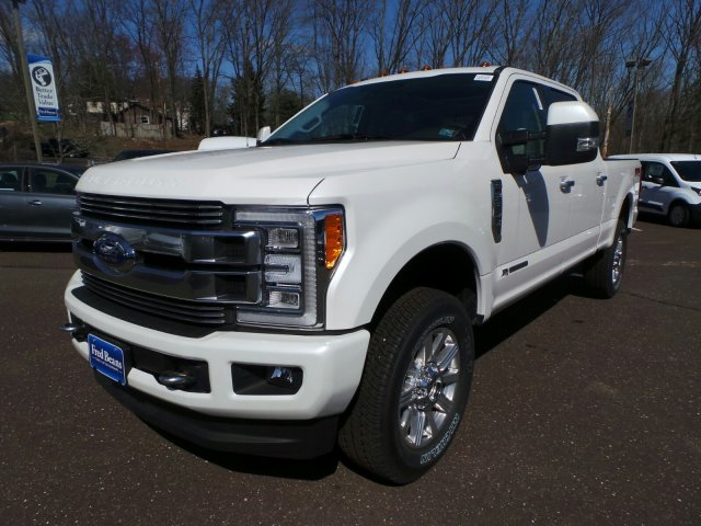 2018 F-250 Crew Cab 4x4,  Pickup #FU8128 - photo 4