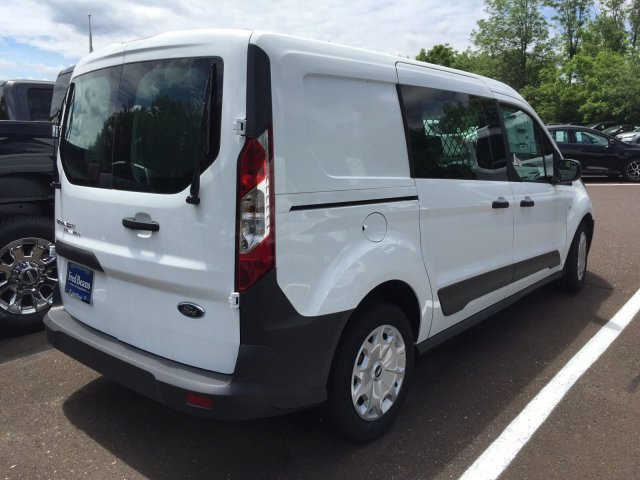 2018 Transit Connect 4x2,  Empty Cargo Van #FU8143 - photo 4