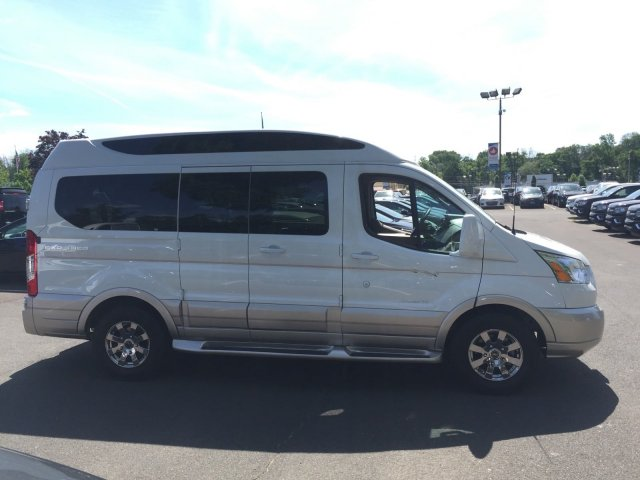 2018 Transit 150 Low Roof 4x2,  Passenger Wagon #FU8173 - photo 3