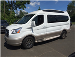 2018 Transit 150 Low Roof 4x2,  Passenger Wagon #FU8173 - photo 5