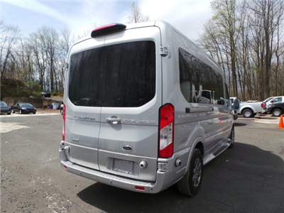 2018 Transit 250 Med Roof 4x2,  Passenger Wagon #FU8193 - photo 2