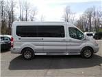 2018 Transit 250 Med Roof 4x2,  Passenger Wagon #FU8193 - photo 3
