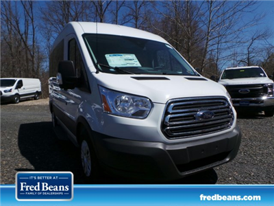 2018 Transit 150 Med Roof,  Passenger Wagon #FU8200 - photo 1