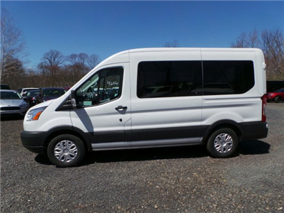 2018 Transit 150 Med Roof,  Passenger Wagon #FU8200 - photo 5