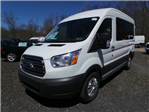 2018 Transit 150 Med Roof,  Passenger Wagon #FU8200 - photo 4