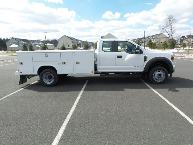 2018 F-450 Super Cab DRW 4x4, Reading Classic II Steel Service Body #FU8208 - photo 5