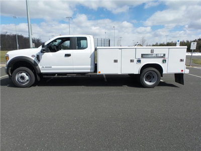 2018 F-450 Super Cab DRW 4x4, Reading Classic II Steel Service Body #FU8208 - photo 8