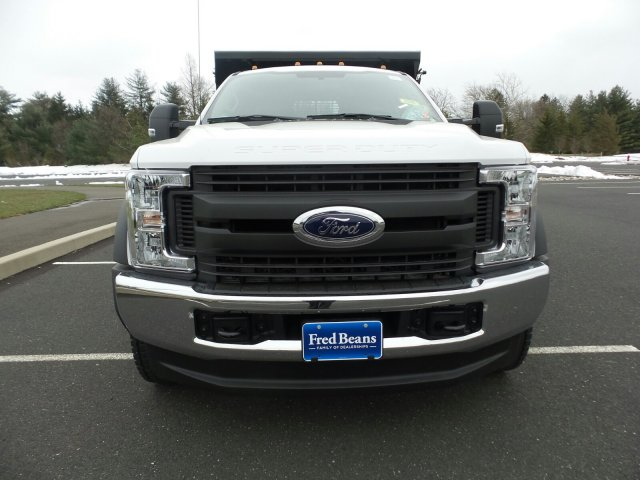 2018 F-550 Super Cab DRW 4x4,  Rugby Dump Body #FU8211 - photo 3