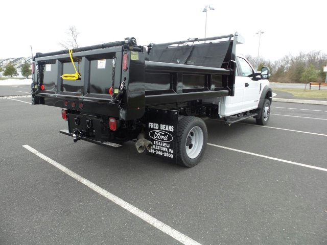 2018 F-550 Super Cab DRW 4x4,  Rugby Dump Body #FU8211 - photo 6