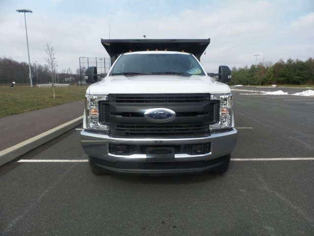 2018 F-350 Super Cab DRW 4x4,  Freedom Landscape Dump #FU8215 - photo 3