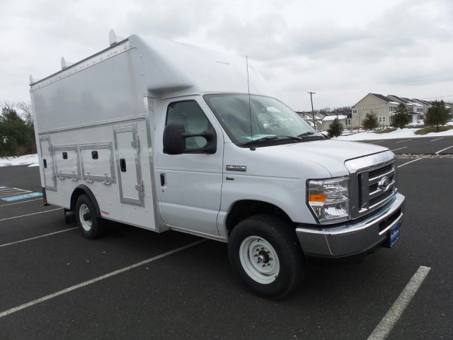 2018 E-350 4x2,  Rockport Service Utility Van #FU8229 - photo 4