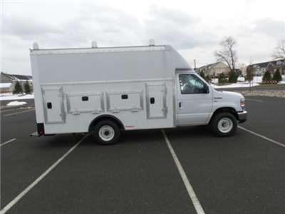 2018 E-350 4x2,  Rockport Workport Service Utility Van #FU8229 - photo 5