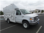 2018 E-350 4x2,  Rockport Workport Service Utility Van #FU8229 - photo 4