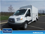 2018 Transit 350 4x2,  Reading Service Utility Van #FU8236 - photo 1