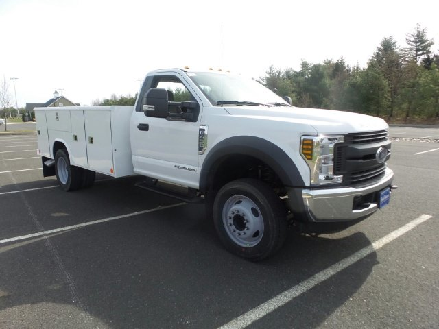 2018 F-450 Regular Cab DRW 4x2,  Reading Classic II Steel Service Body #FU8239 - photo 4