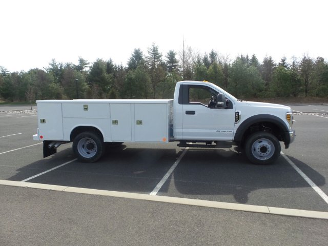 2018 F-450 Regular Cab DRW 4x2,  Reading Service Body #FU8239 - photo 5