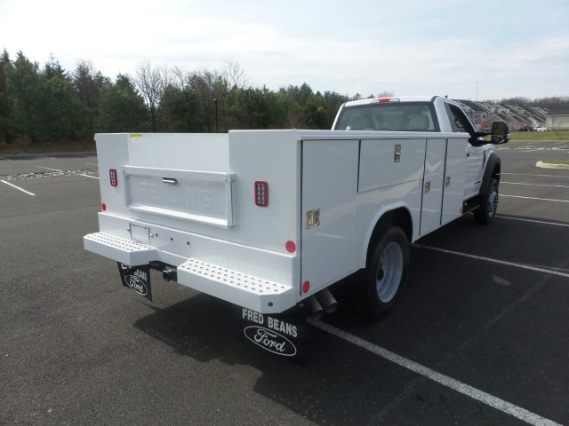 2018 F-450 Regular Cab DRW 4x2,  Reading Classic II Steel Service Body #FU8239 - photo 6