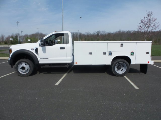 2018 F-450 Regular Cab DRW 4x2,  Reading Service Body #FU8239 - photo 8