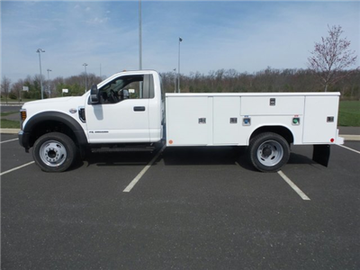 2018 F-450 Regular Cab DRW 4x2,  Reading Classic II Steel Service Body #FU8239 - photo 8