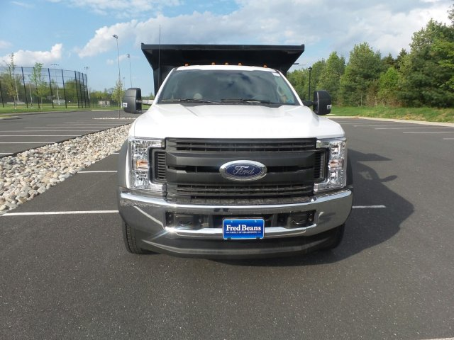 2018 F-550 Super Cab DRW 4x4,  Freedom Landscape Dump #FU8255 - photo 3