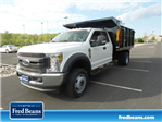 2018 F-550 Super Cab DRW 4x4,  Freedom Landscape Dump #FU8255 - photo 1
