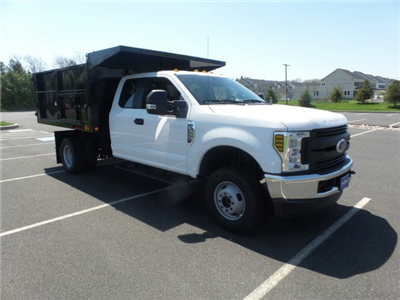 2018 F-350 Super Cab DRW 4x4,  Freedom Canyon Landscape Dump #FU8264 - photo 4