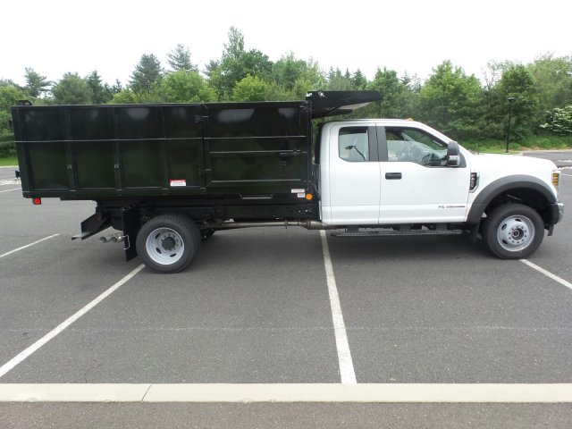 2018 F-450 Super Cab DRW 4x4,  Reading Landscape Dump #FU8269 - photo 5