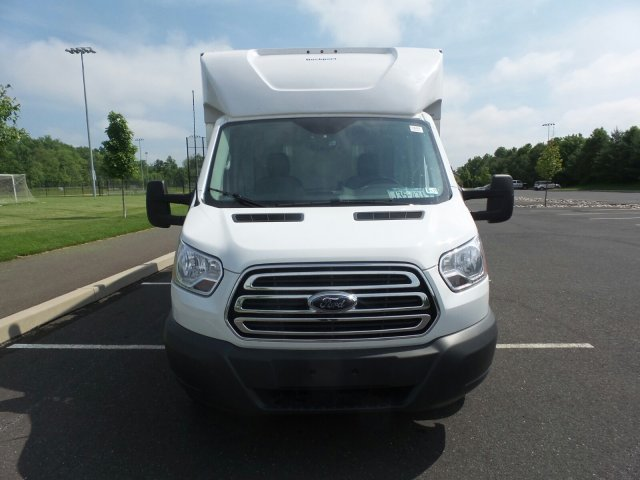 2018 Transit 350 HD DRW 4x2,  Rockport Service Utility Van #FU8276 - photo 3