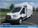 2018 Transit 350 HD DRW 4x2,  Rockport Service Utility Van #FU8276 - photo 1