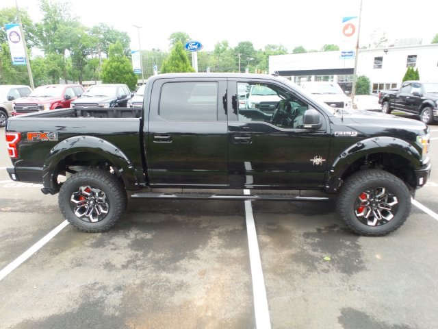 2018 F-150 SuperCrew Cab 4x4,  Pickup #FU8283 - photo 5