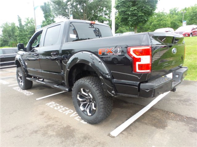 2018 F-150 SuperCrew Cab 4x4,  Pickup #FU8283 - photo 2