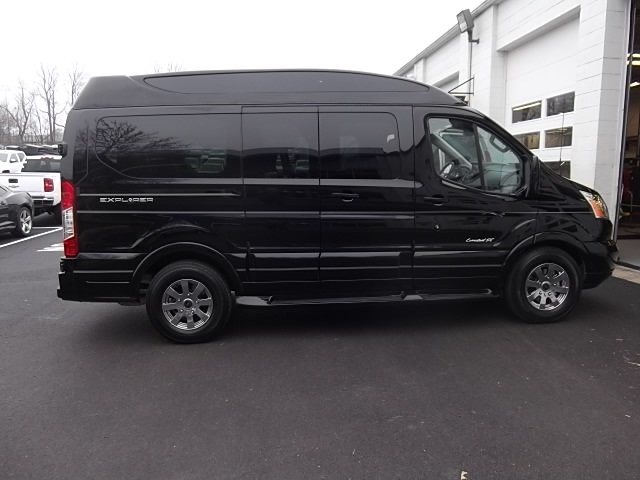 2018 Transit 150 Low Roof 4x2,  Passenger Wagon #FU8297 - photo 10