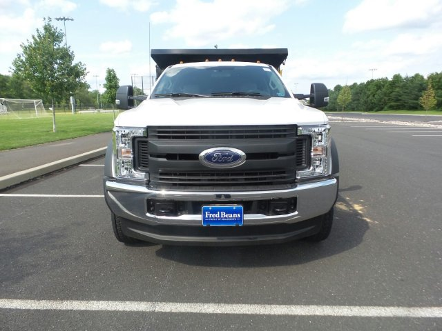 2018 F-450 Crew Cab DRW 4x4,  Reading Landscape Dump #FU8308 - photo 3