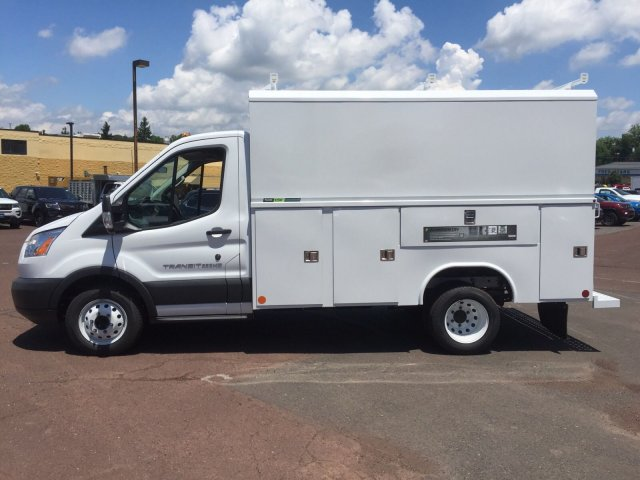 2018 Transit 350 HD DRW 4x2,  Reading Service Utility Van #FU8325 - photo 5