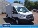 2018 Transit 350 HD DRW 4x2,  Reading Service Utility Van #FU8325 - photo 1