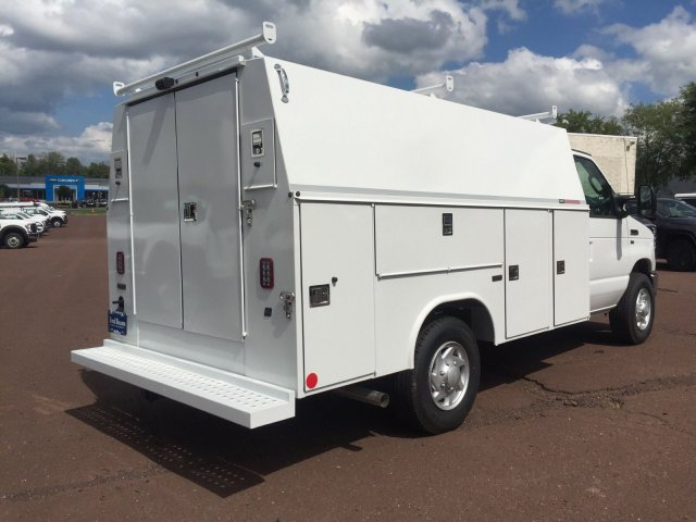 2018 E-350 4x2,  Reading Service Utility Van #FU8327 - photo 2