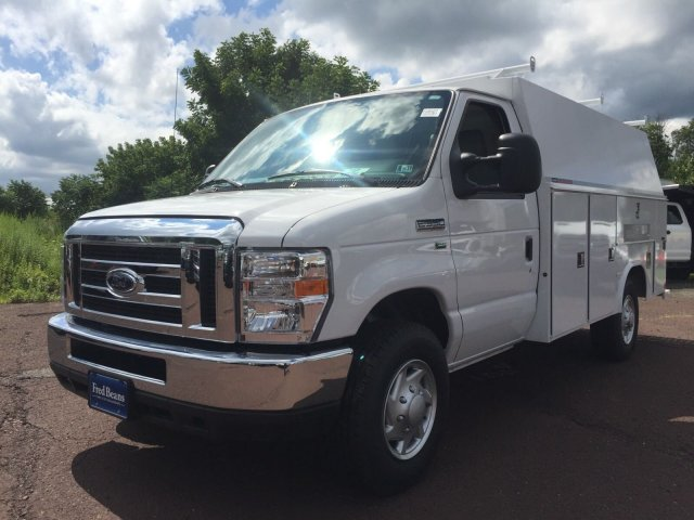 2018 E-350 4x2,  Reading Service Utility Van #FU8327 - photo 6