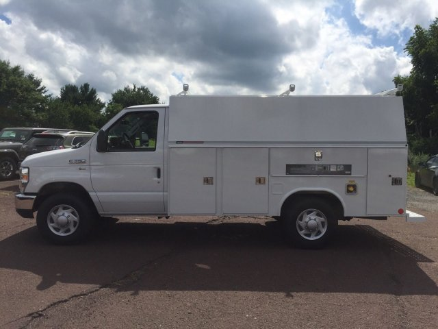 2018 E-350 4x2,  Reading Service Utility Van #FU8327 - photo 7
