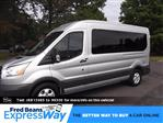 2018 Ford Transit 350 Med Roof RWD, Passenger Wagon #FU8329 - photo 1