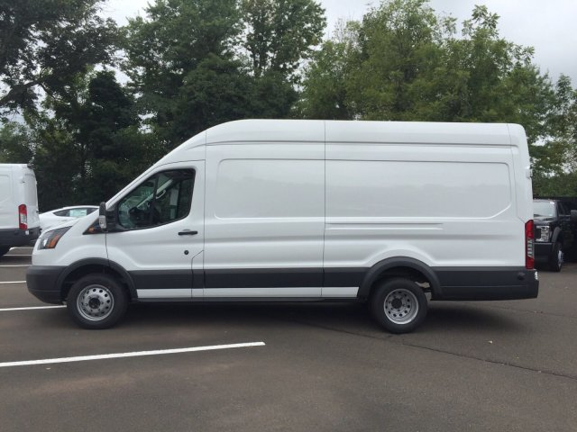 2018 Transit 350 HD High Roof DRW 4x2,  Empty Cargo Van #FU8331 - photo 8
