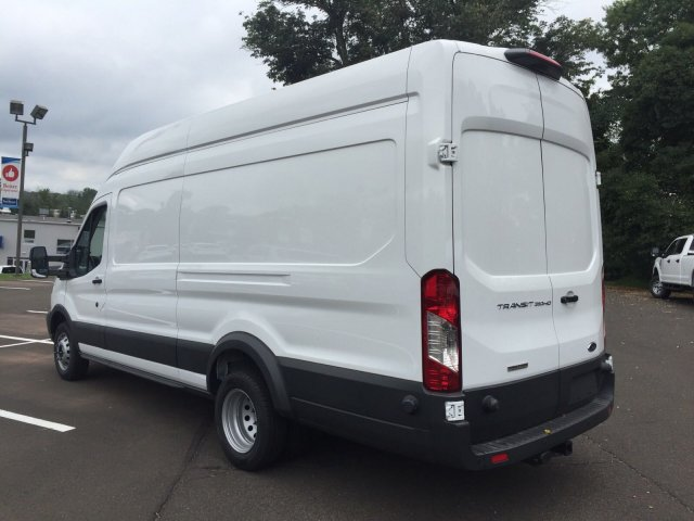 2018 Transit 350 HD High Roof DRW 4x2,  Empty Cargo Van #FU8331 - photo 9