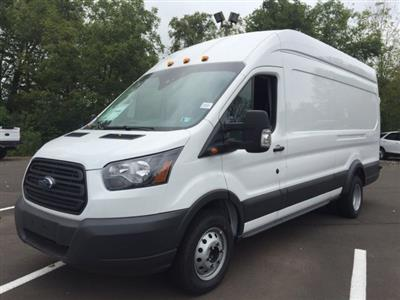 2018 Transit 350 HD High Roof DRW 4x2,  Empty Cargo Van #FU8331 - photo 7