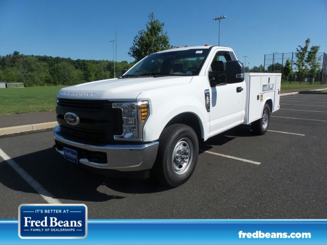 2018 F-250 Regular Cab 4x2,  Reading SL Service Body #FU8359 - photo 1