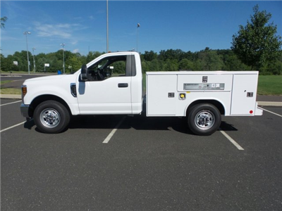 2018 F-250 Regular Cab 4x2,  Reading SL Service Body #FU8359 - photo 8
