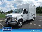 2018 E-350 4x2,  Reading Service Utility Van #FU8362 - photo 1